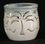 Palms Candle Cup